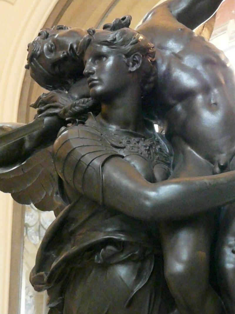 Gloria Victis au Petit Palais
