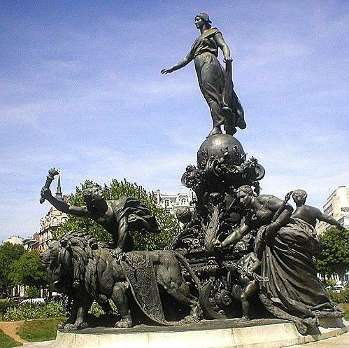Triomphe de la République Nation
