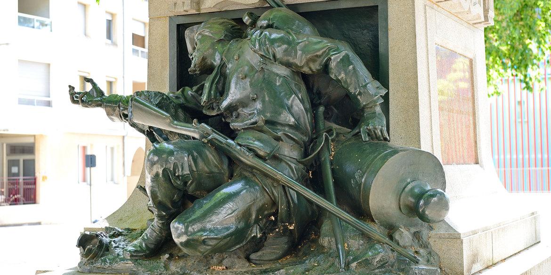 poitiers Monument aux morts