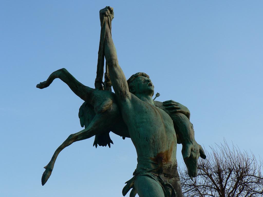 Retour de chasse Tuileries
