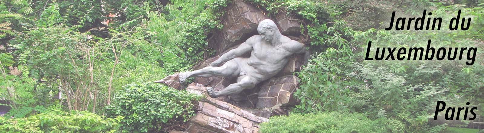 L'Effort, jardin du Luxembourg