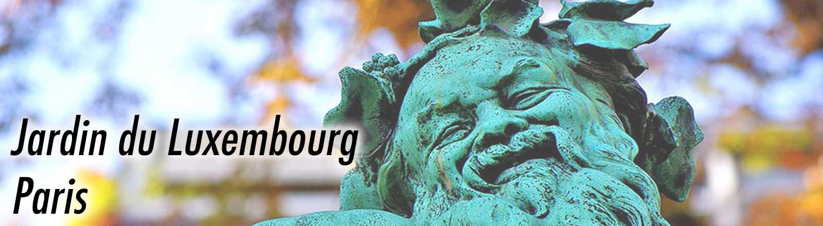 Le triomphe de Silène, jardin du Luxembourg