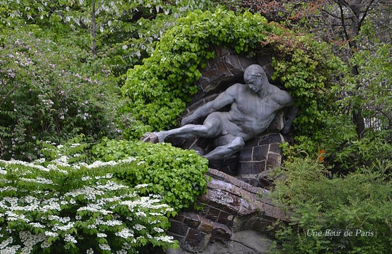 Effort jardin du Luxembourg
