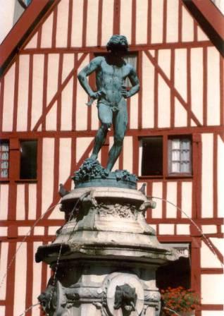Vendangeur Dijon