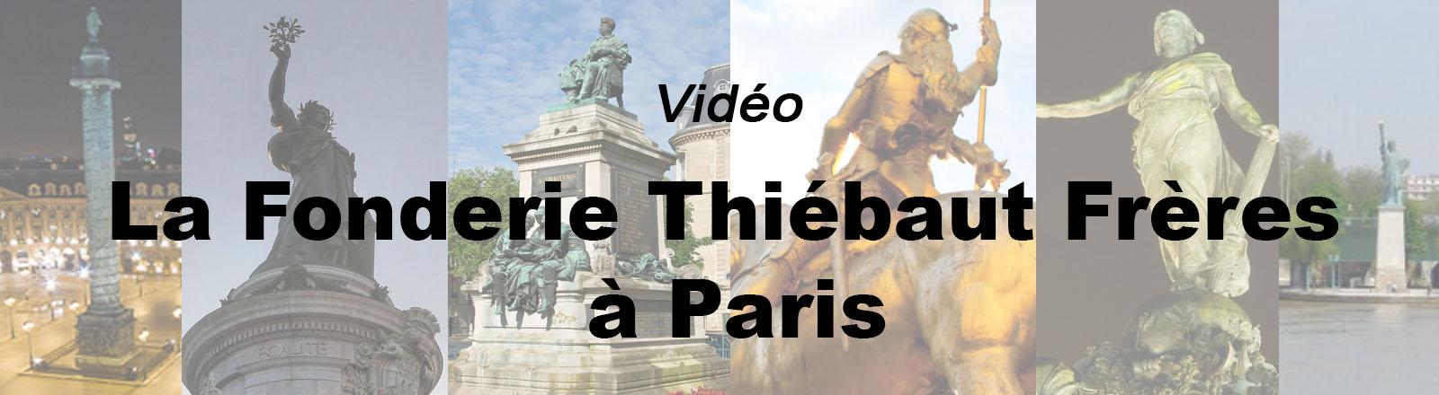 video thiebaut freres à paris